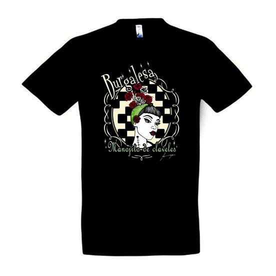 Camiseta Burgalesa para Hombre
