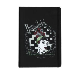 Cuaderno estilo moleskine modelo Burgalesa