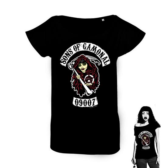 Camiseta SOG 09007