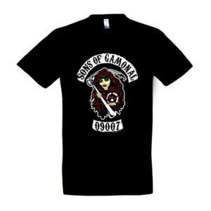 Camiseta Sons of Gamonal 09007 para hombre SOG nueva