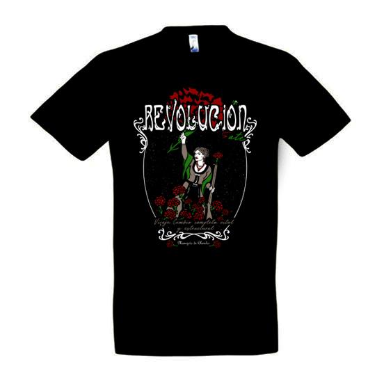 Camiseta Revolución Gigantilla para hombre