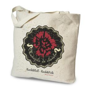 Bolsa tote bag Logotipo Manojito