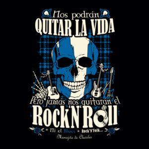 Camiseta Brave RockNRoll